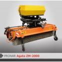Подметально-Уборочная Машина AGATA ZM-2000/ ZM-1250/ ZM-1400/ ZM-1600