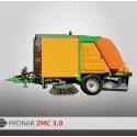 Прицепная Подметально-Уборочная Машина PRONAR ZMC 3.0