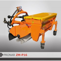 Подметально-уборочная машины ZM-P16