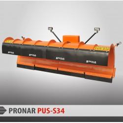 Снегоотвалы автомобильные сегментные PRONAR PUS-S