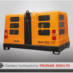Питатель Гидравлики С Двигателем Внутреннего Сгорания PRONAR ZHD170