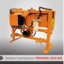 Питатель гидравлики от ВОМ трактора PRONAR ZHZ 100