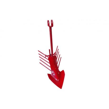 Выкапыватель НПД (картофелекопалка) для мотоблоков Беларус МТЗ 09Н, 012WM