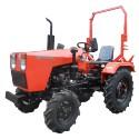 Мини-трактор Уралец-220 (дуга безопасности, блокировка дифференциала)