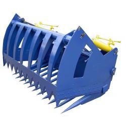 Приспособление для погрузки силоса «Аллигатор» (2 г/ц) ПКУ-0,8-20