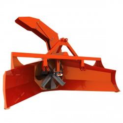 Снегоочиститель роторный H14 для минитрактора DongFeng, Уралец