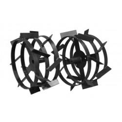 Металлические колеса КМС для мотоблоков Нева 460х215