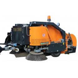 Полуприцеп тракторный подметально-уборочный ТКМ-2000