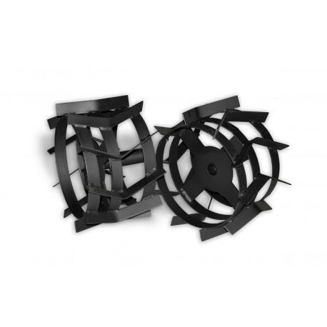 Металлические колеса КМШ для мотокультиваторов
