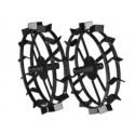 Металлические колеса для окучивания КО - 540х90