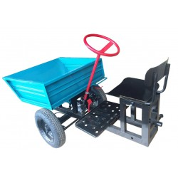 Адаптер кузовной грузовой АК-1 для мотоблоков Нева и др