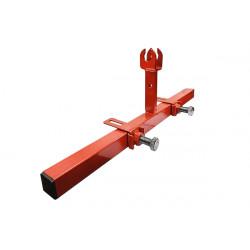 Кронштейн (штанга) для размещения окучников, полольников, культиваторов