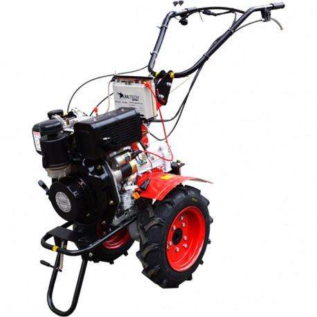 Мотоблок КаДви Угра НМБ-1Н16 двигатель Lifan 6,0 л.с. дизель, электропуск
