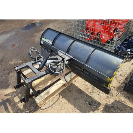 Снегоуборочный механический отвал для трактора МТЗ-320 с гидроповоротом