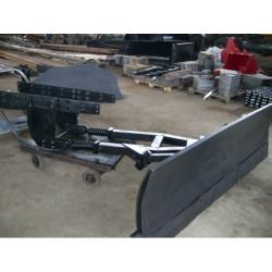 Снегоуборочный гидроповортный отвал к трактору МТЗ-82