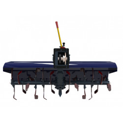 Почвофреза для мини-трактора на 1 точку крепления