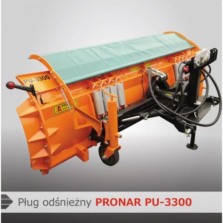 Снегоотвал PRONAR PU-3300