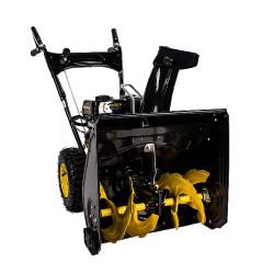 Снегоуборщик бензиновый CHAMPION ST553 + сервисный набор