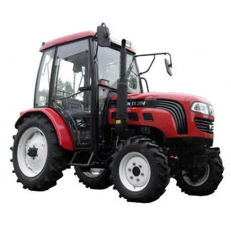 Трактор FOTON TE 254 с кабиной евро/люкс (25 л.с., 4x4)