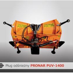 Снегоотвалы PRONAR PUV-1400 и PRONAR PUV-1600