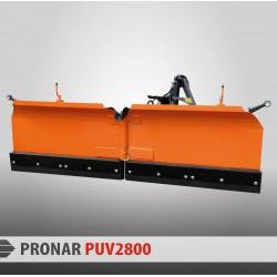 Снегоотвалы PRONAR PUV-2600 и PUV-2800