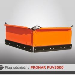 Снегоотвалы PRONAR PUV-3000 и PUV-3300