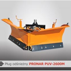 Снегоотвалы PRONAR PUV-2600M PUV-2800M PUV-3000M PUV-3300M
