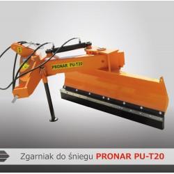 Снегособиратель универсальный PRONAR PU-Т20