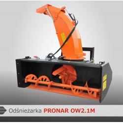 Снегоочиститель роторный PRONAR OW2.1