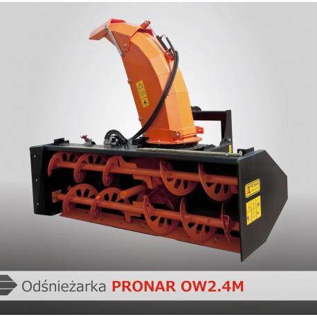 Снегоочиститель роторный PRONAR OW 2.4