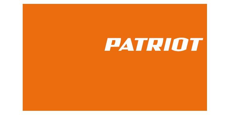 Партнерство с одним из ведущих производителей садовой техники и инструмента компанией Patriot